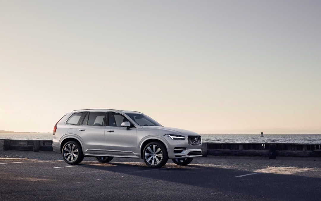 Volvo announces one year of free electricity with plug-in hybrids