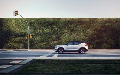 Volvo Cars launches fully electric Volvo XC40 Recharge as part of new electrified car line