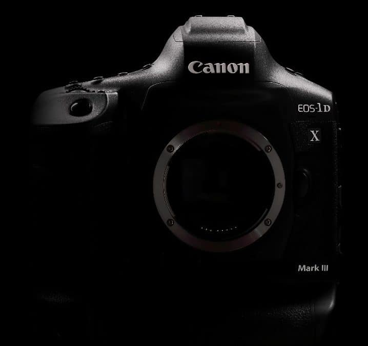The new action hero: Canon Inc. announces development of the EOS-1D X Mark III