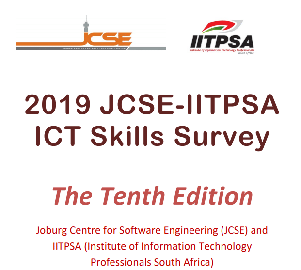 10th ICT Skills Survey shows that 4IR is still waiting in the wings