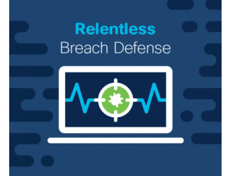 Cisco simplifies and integrates security to beat cybersecurity's worst enemy – complexity