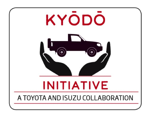 TOYOTA AND ISUZU JOIN HANDS IN DEVELOPING A BLACK-OWNED SUPPLIER