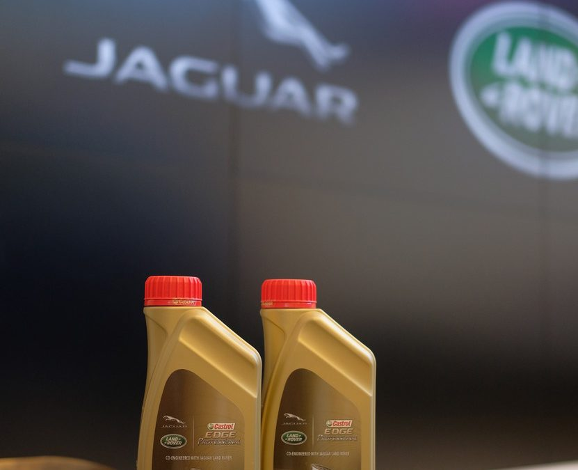 Castrol develops a bespoke range of lubricants for Jaguar Land Rover