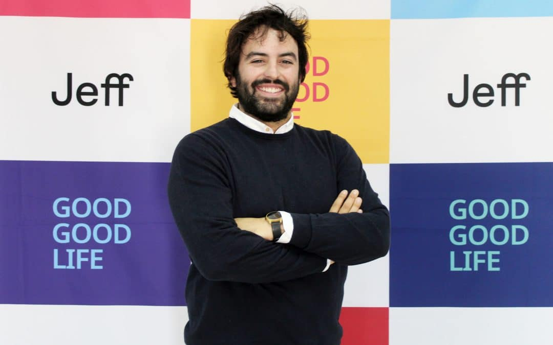 JEFF APP TO CASH IN ON ON-DEMAND LIFESTYLE
