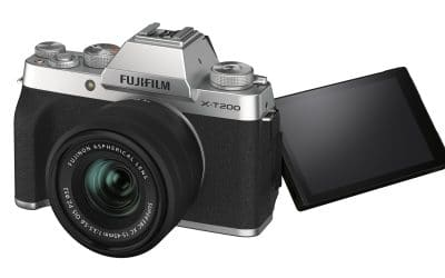 Quick review of the FUJIFILM X-T200