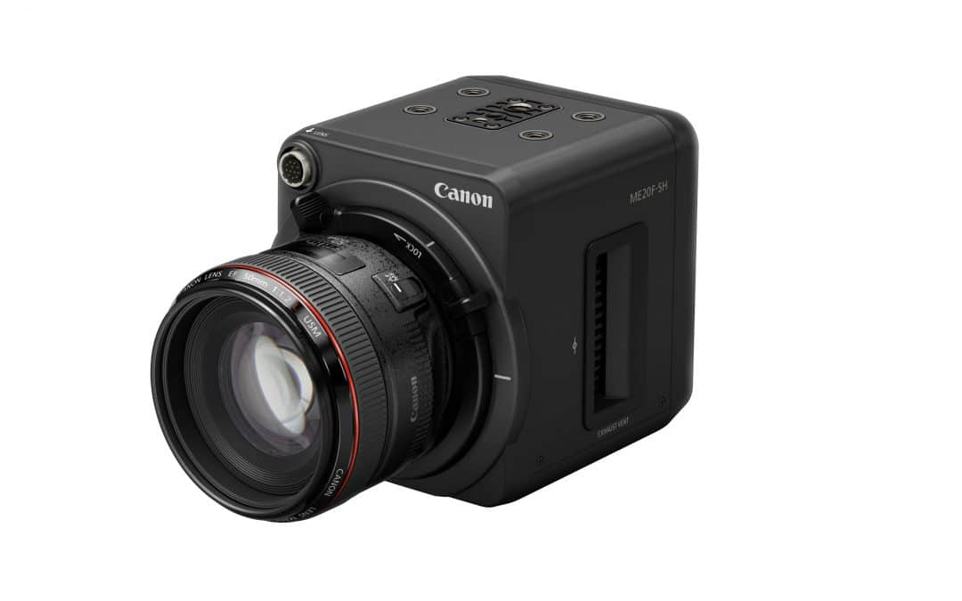 And the winner is…The Canon ME20F-SH as a recipient of the 2020 Technology & Engineering Emmy Award