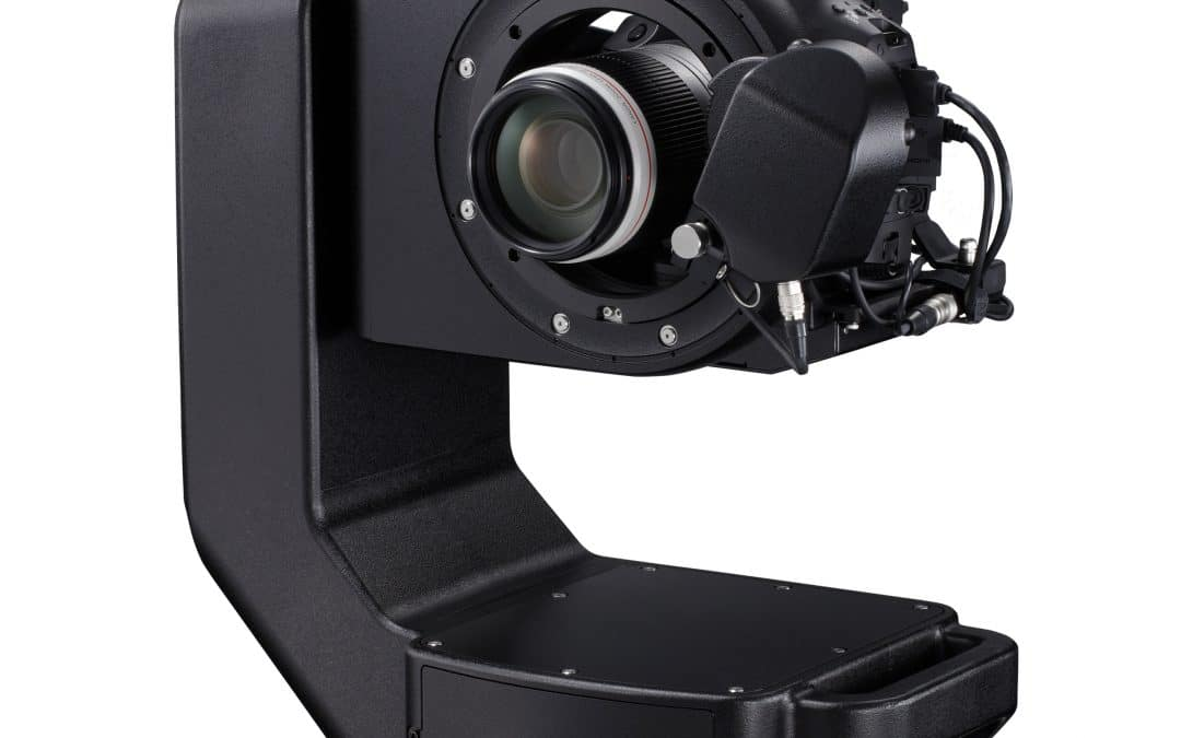 Canon announces the Robotic Camera System CR-S700R enabling the remote operation of EOS cameras
