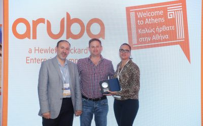 Aruba invests in new state-of-the-art customer experience offering