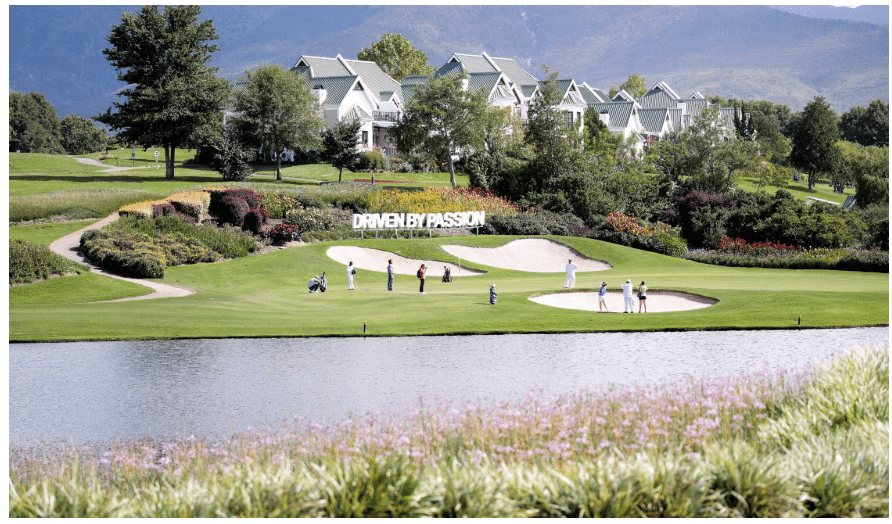 Anniversary in South Africa: 30th World Final of the BMW Golf Cup International to be held at the Fancourt Golf Resort