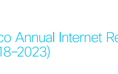 New Cisco Annual Internet Report Forecasts 5G to Support More Than 10% of Global Mobile Connections by 2023