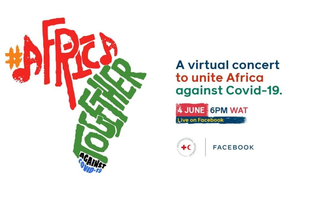 Facebook and Red Cross Launch #AfricaTogether, a Campaign Calling for Vigilance against Covid-19