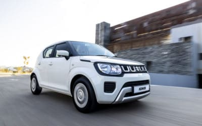New look, same great value for Suzuki Ignis