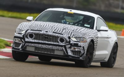 Mustang Mach 1 Returning for 2021 Model Year As Limited-Edition Pinnacle of Style, Handling and 5.0-liter V8 Performance