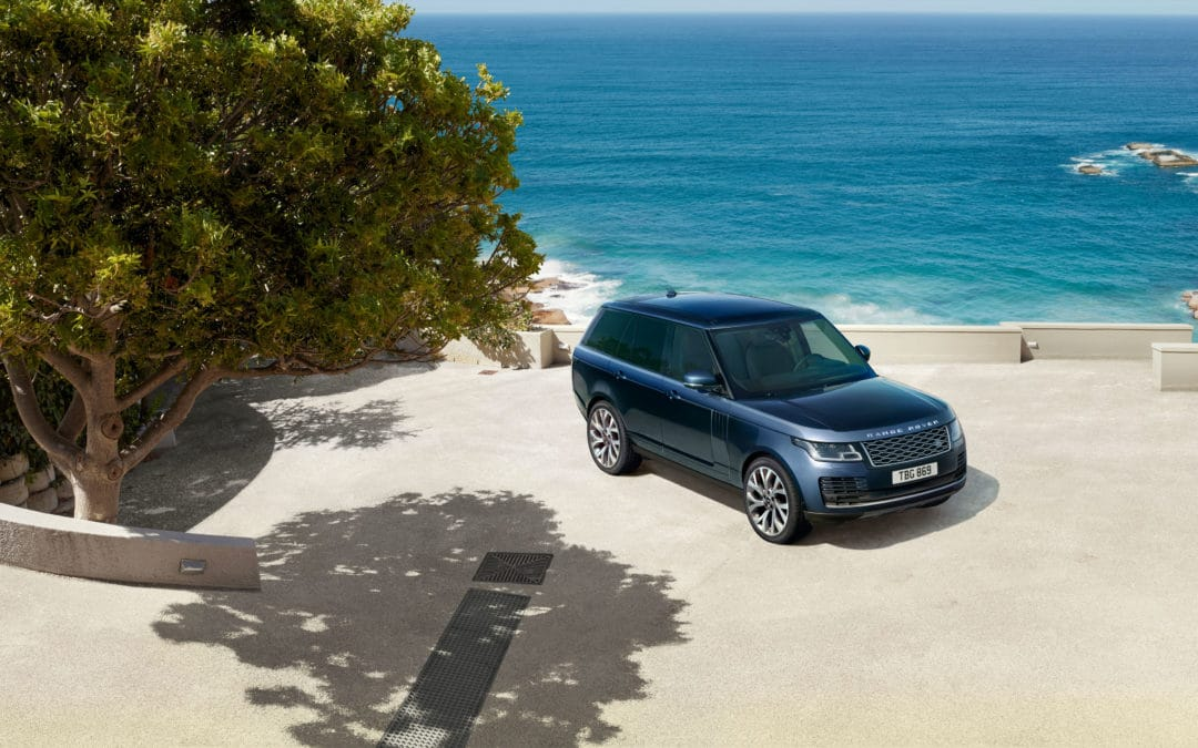 Range Rover celebrates 50 years with new tech and special editions