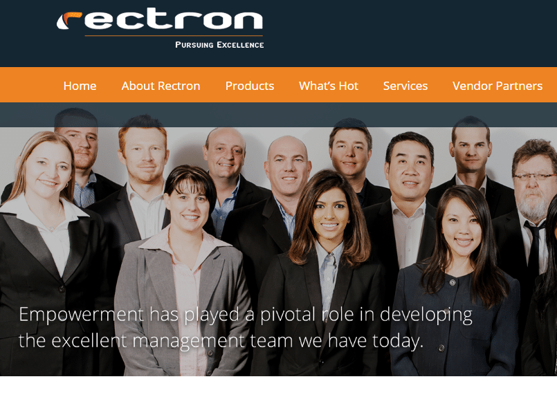 Rectron, POS, point of sale, smetechguru