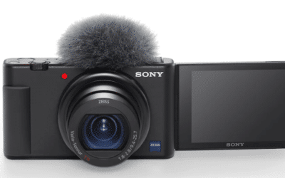 Quick review of Sony's ZV-1 camera for content creators