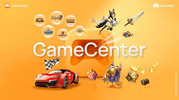 GameCenter; gaming hub, Huawei, mobile gaming, gaming, smetechguru