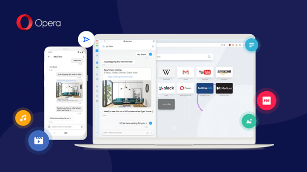 Opera's latest browser update enhances desktop and Android user experience