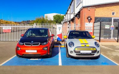 GridCars appointed as BMW Group South Africa's Charge Point Operator