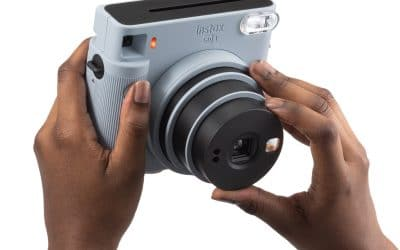 New analog instax SQUARE SQ1 makes instant photography even easier