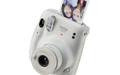 Quick review of the Fujifilm Instax Mini 11
