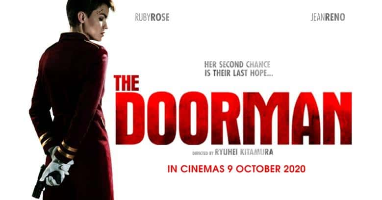 THE DOORMAN: AN ACTION-THRILLER FEATURING THE GORGEOUS RUBY ROSE