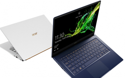 Quick review of the Acer Swift 5 Pro