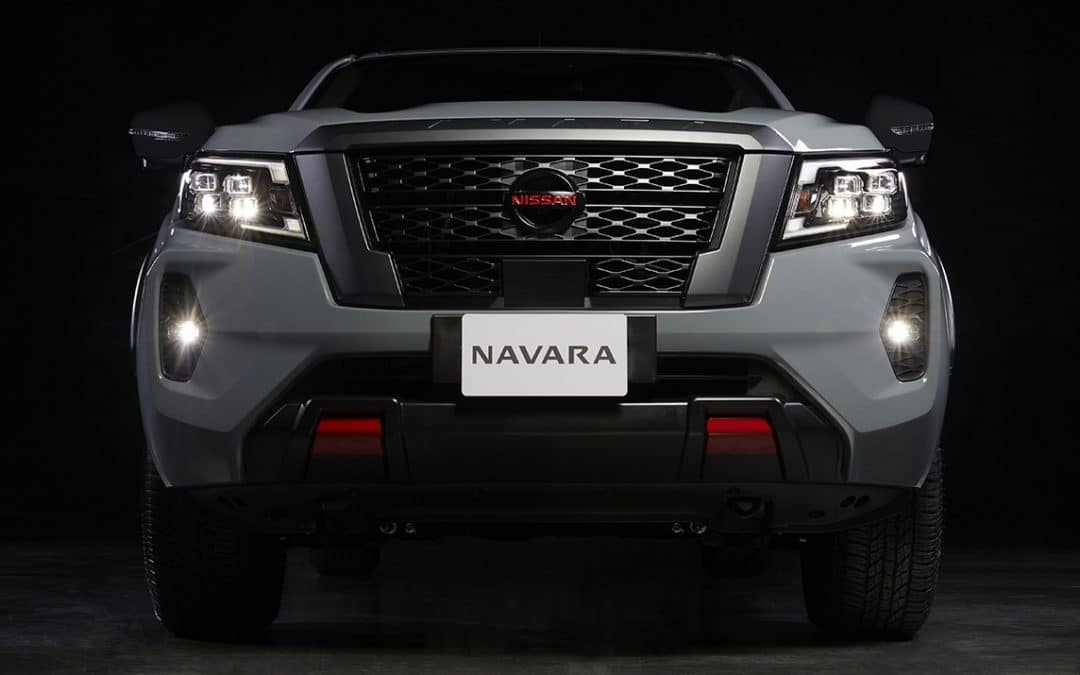 THE NEW NISSAN NAVARA OVERVIEW