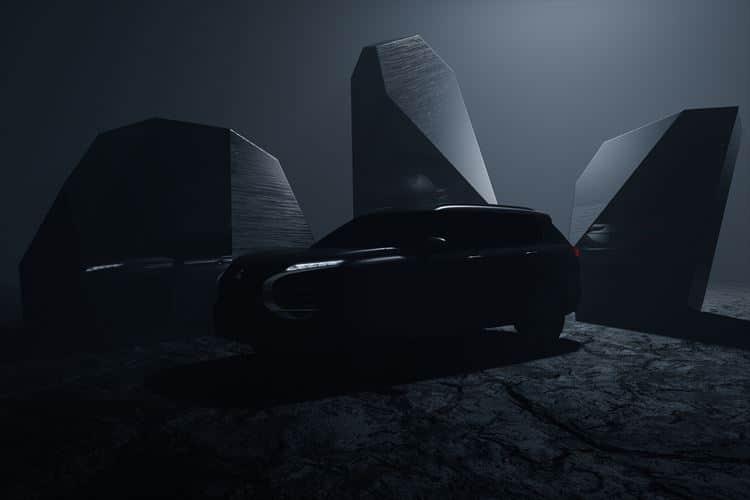 Mitsubishi Outlander, Mitsubishi Motors, smetechguru,