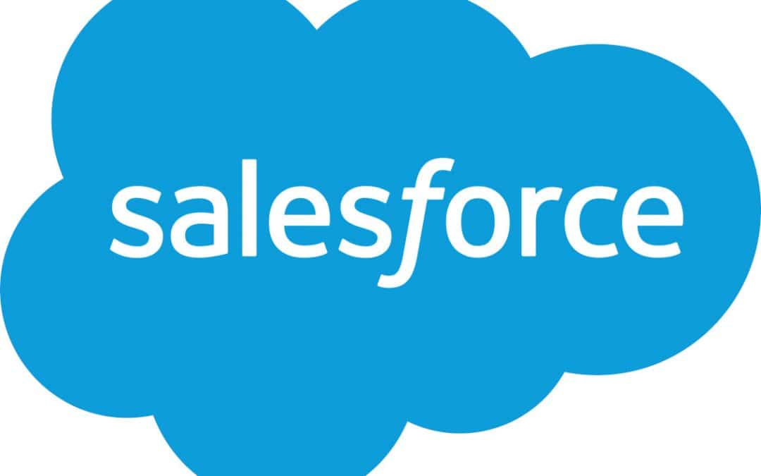 Salesforce becomes available on public cloud, acquires Slack