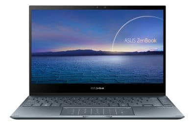 Quick review of Asus' ZenBook Flip 13 (UX363E)
