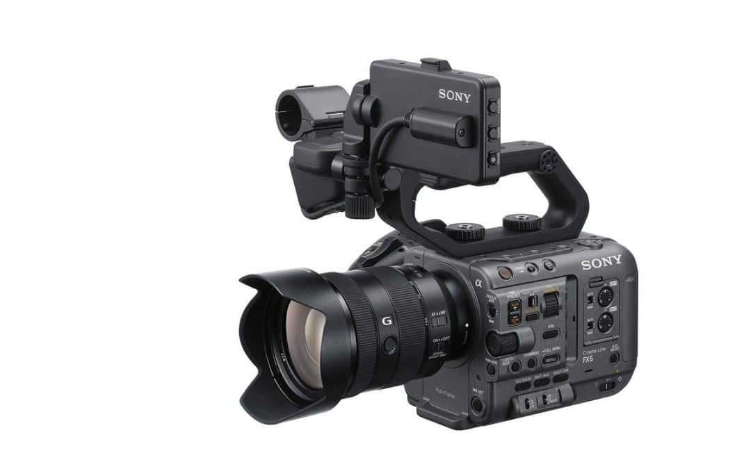 ILME-FX6V, Sony, camera, video camera, videography, smetechguru, Sony FX6 Full-frame Professional Camera