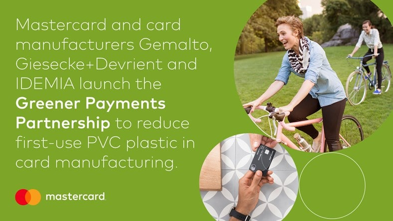 Mastercard Pledges Net Zero Emissions; Innovates for Collective Climate Action