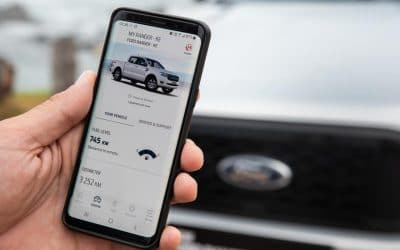 FordPass Connect Arrives in South Africa, Leading Ford's Connectivity Push for Enhanced Customer Experience