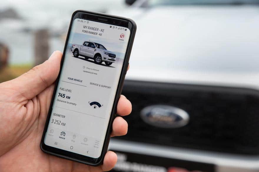 Ford, FordPass, connectivity, mobility, tech trends, Ford, Ford Motor Company of Southern Africa,