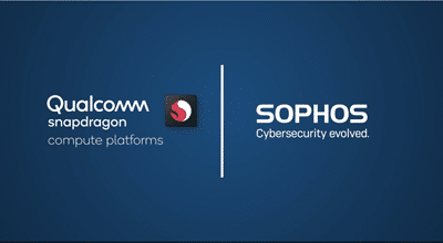 Sophos to Provide Next-Generation Always-Connected 5G PC Cybersecurity with Intercept X for Qualcomm Snapdragon Compute Platforms
