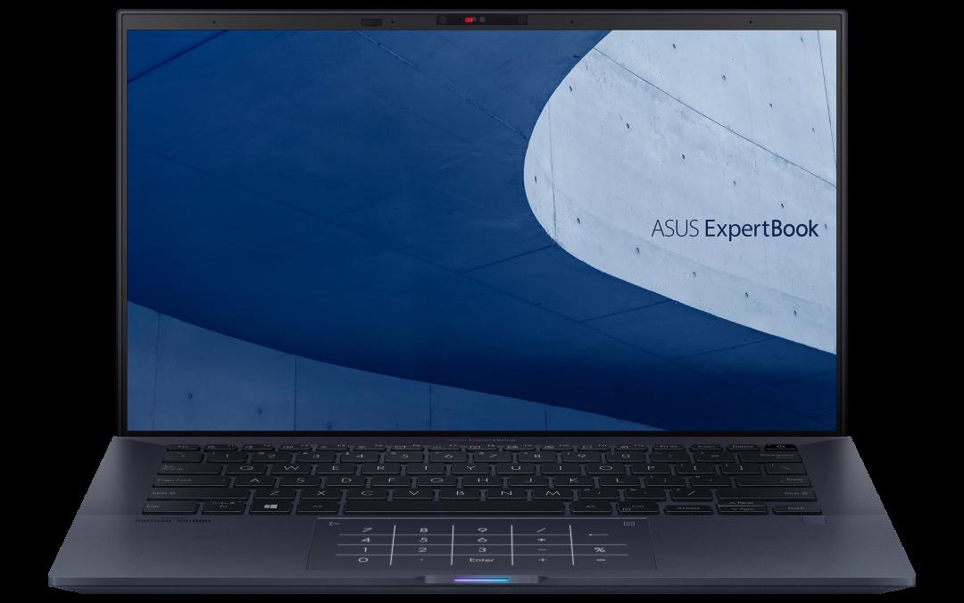 Asus, Asus B9, Asus B9400, Asus ExpertBook B9, Asus ExperBook B9400, quick review laptop, laptop, notebook PC, Windows 10 Pro, Intel Xe, Intel Core i7,