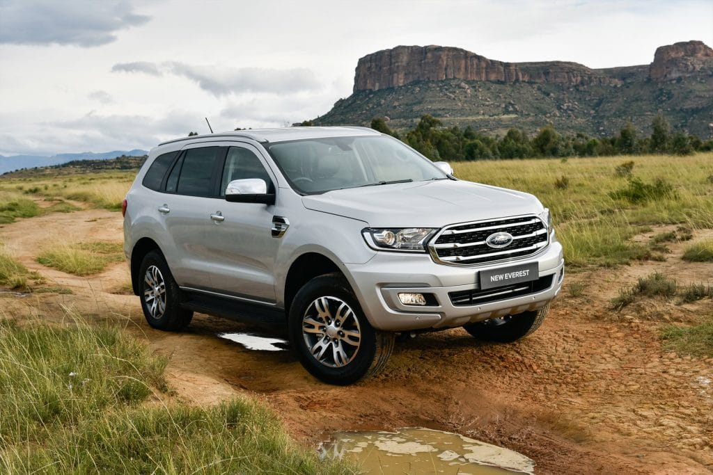 Ford, Ford Everest, SUV, offroader, 4x4, family vehicle