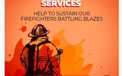 OneDayOnly help support the Volunteer Wildfire Services that are attending to the fires in Cape Town