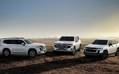 Now with first-reveal video: Toyota's Land Cruiser 300 breaks cover