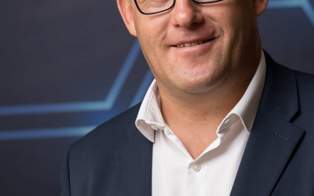 Doug Woolley, Dell Technologies South Africa