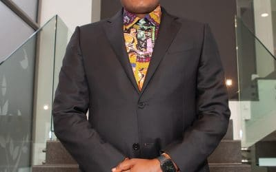 Young, black South African businessman changing the game in ICT Sector