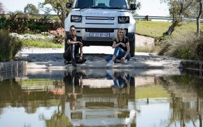 South African musician Lira and sports presenter Elma Smit join Land Rover as new Defender 90 ambassadors