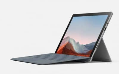 Quick review of Microsoft's Surface Pro 7
