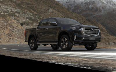 Mazda's All-New BT-50