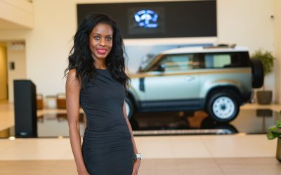 Q&A WITH IRENE KAKOOZA, COMMS MANAGER, JAGUAR LAND ROVER SOUTH AFRICA