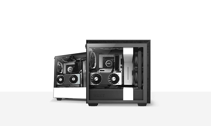 gaming, PC gaming, gaming PC, PC tower, Rectron, Rectron NZXT, Rectron NZXT H710i