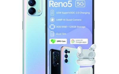 Quick review of the OPPO Reno5 5G