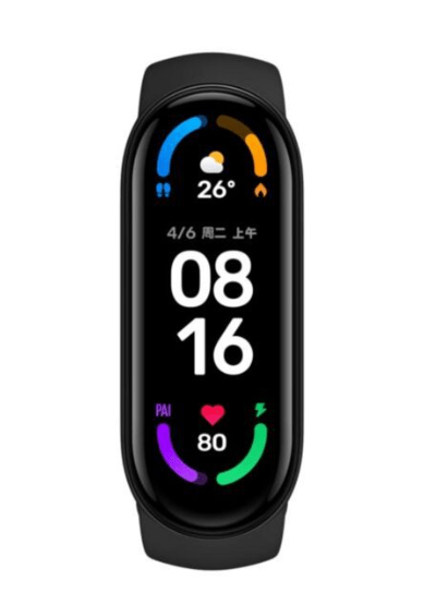 Quick review of Xiaomi's Mi Band 6