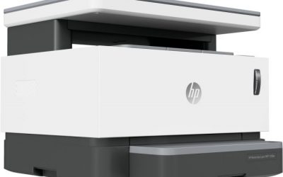 Quick review of HP's Neverstop Laser 1200w MFP